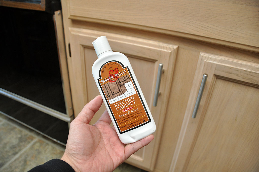 Kitchen Cabinet Cleaning Part - 22: ... Kitchen-cabinet Cleaner (Parkeru0026Bailey, From ...