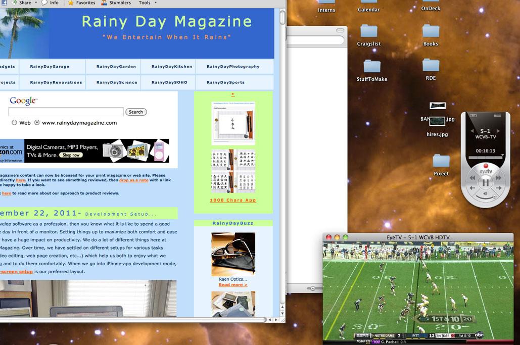 EyeTV Hybrid Tuner Stick | RainyDayMagazine