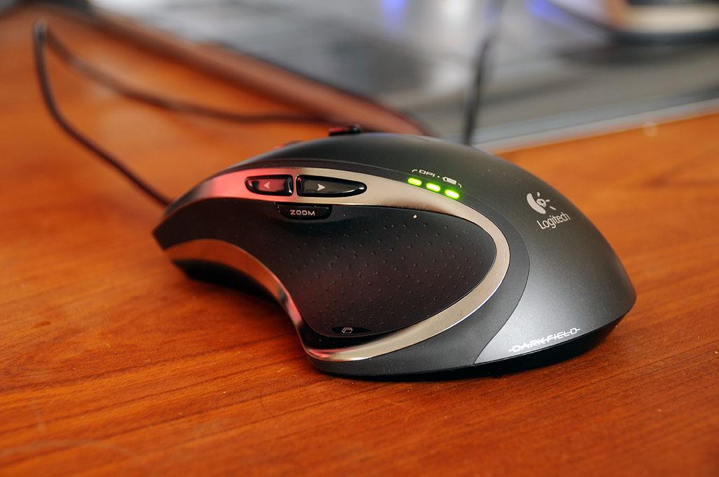 Logitech Performance MouseMX FirstLook | RainyDayMagazine