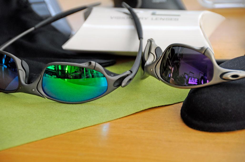 Oakley Juliet Lenses