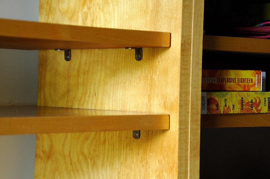 Superbe ... Adjustable Shelves ...