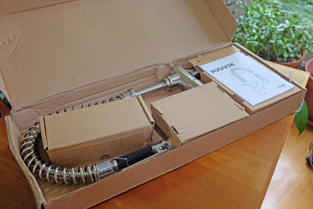 IKEA HJUVIK faucet FirstLook | RainyDayMagazine