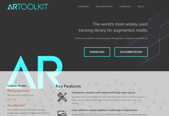 ARToolKit_Site