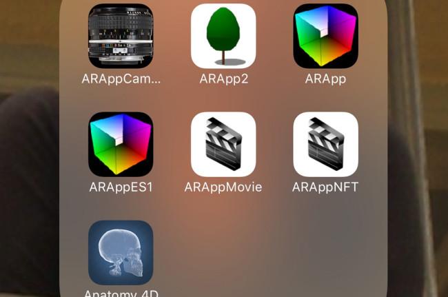 ARToolkit_Apps