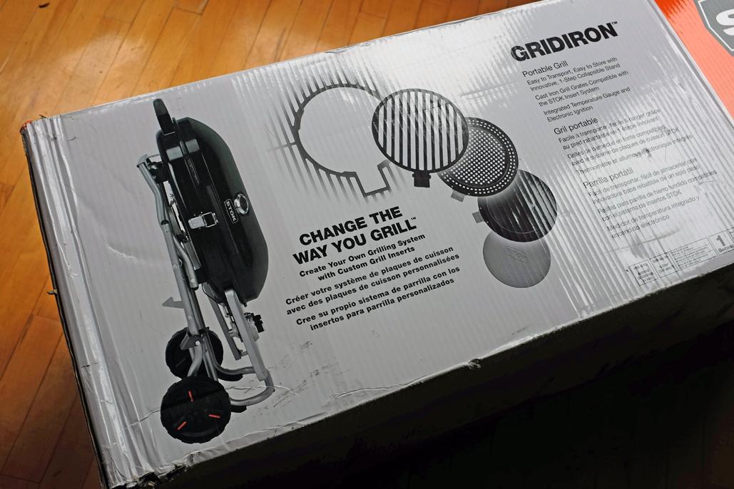 Stok Gridiron Gas Grill Rainydaymagazine