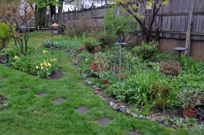 GardenInMay2016