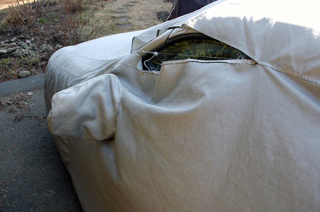 Boxster Covers Inthewild Porsche Silver All Weather 4 Years Before