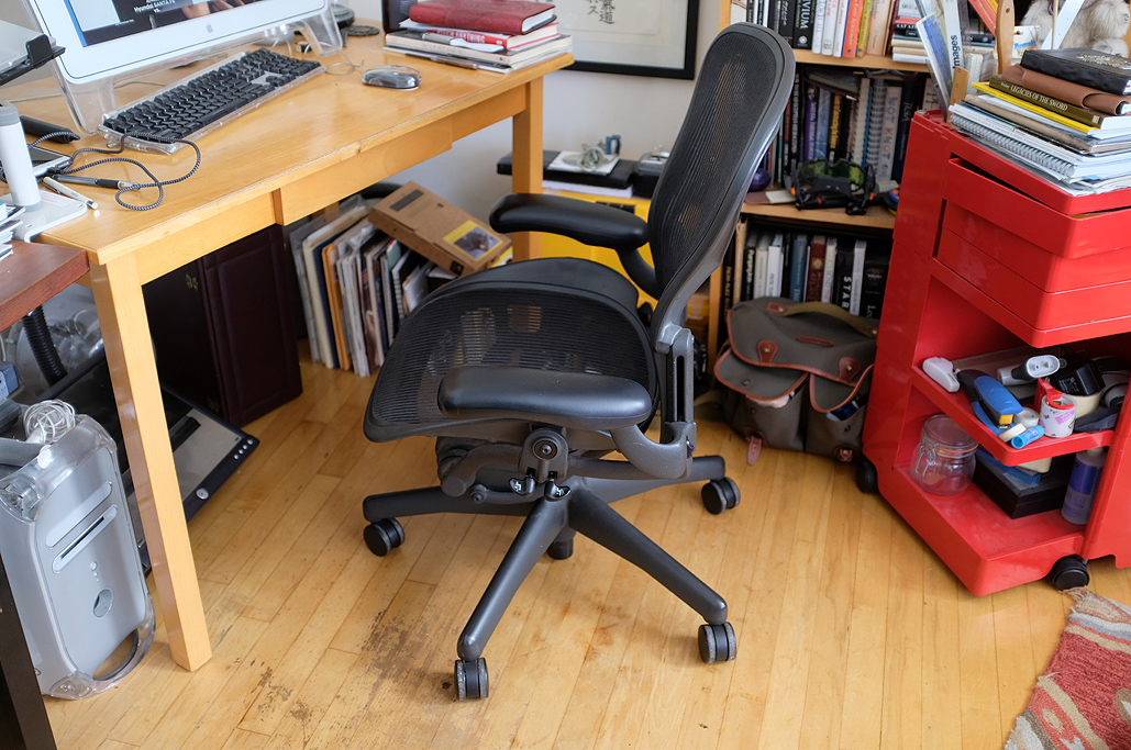 Diy Herman Miller S Aeron Chair Repair Rainydaymagazine